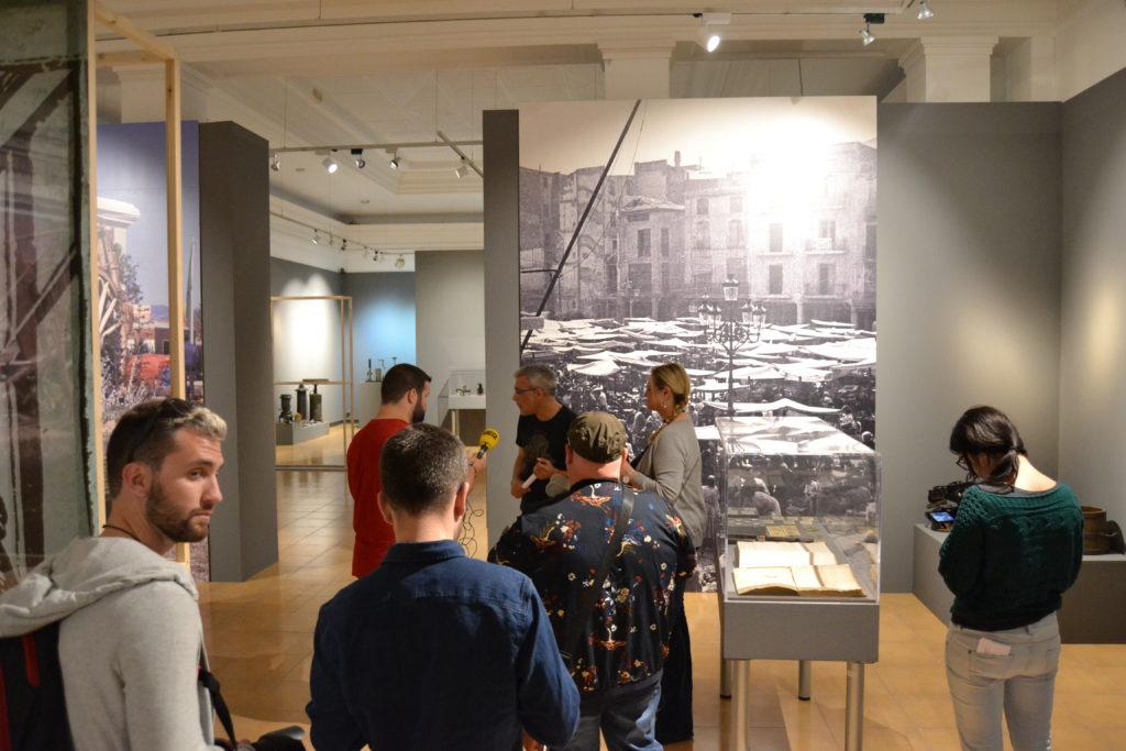 El Museu de Reus obre una exposició sobre la història de la ciutat
