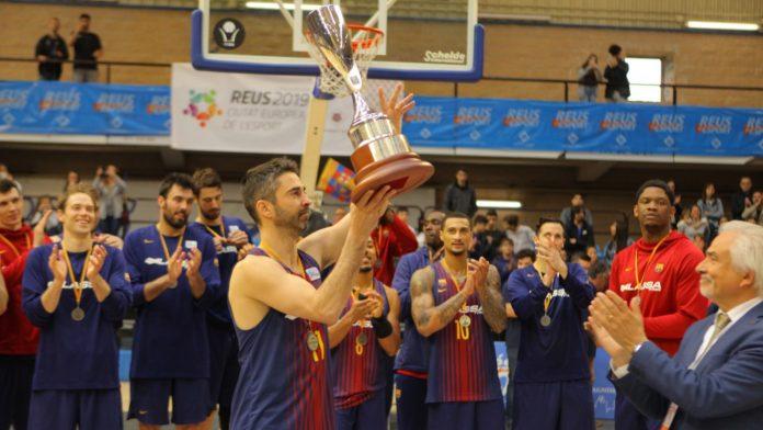 El FC Barcelona Lassa, CAMPIÓ de la 38a Lliga Nacional Catalana ACB