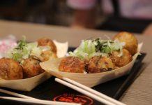 Takoyaki de patata