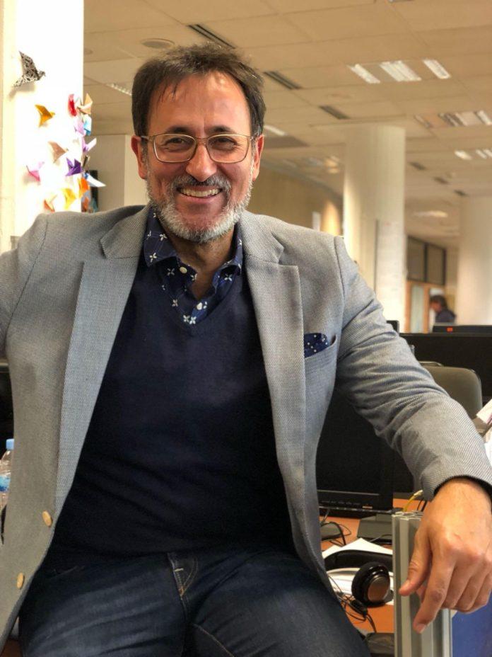 El periodista Xavier Graset, pregoner de la Festa Major de Sant Pere