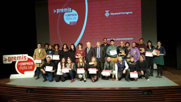 La Diputació convoca una nova edició dels Premis Emprèn per a projectes empresarials del Camp de Tarragona i les Terres de l'Ebre