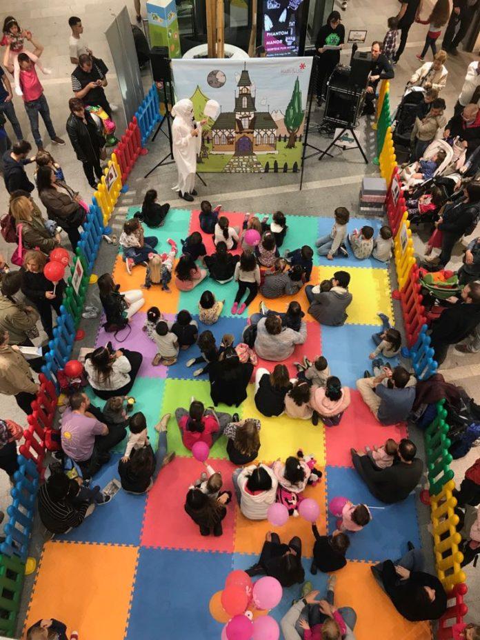 Tarda en família amb La Martina Kids&Us a La Fira Centre Comercial
