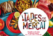 «Menja't el Mercat» arriba a la 8a edició i es consolida com una festa per a tota la família