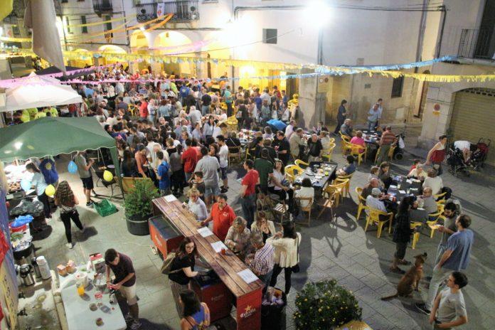La Napet Pintxo i la Baixada d'Andròmines, actes destacats de la festa major de l'Aleixar