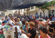 La 24a Trobada de Puntaires de l'Hospitalet de l'Infant aplegarà diumenge més de 200 persones