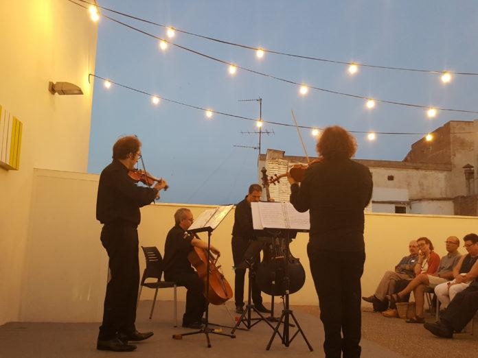La Diputació programa un nou cicle de 'Concerts al Terrat del Carrer del Vent' a Reus