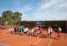 Els millors equips de tennis provincials s'enfronten al Club Tennis Reus Monterols