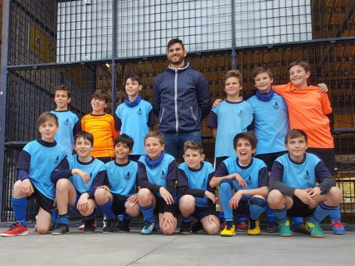 L'equip aleví de futbol sala de l'Escola la Vitxeta de Reus viatjarà a Turí per participar en un torneig internacional de futbol sala
