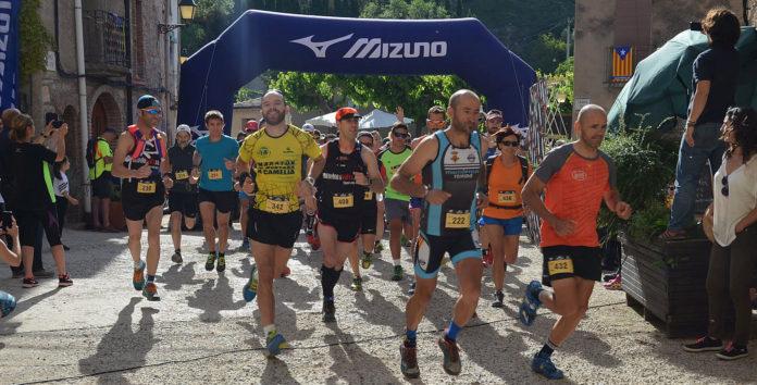 Arbolí Trail