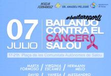 Ballant contra el càncer a Salou