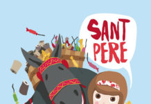 Cartell Sant Pere 2018