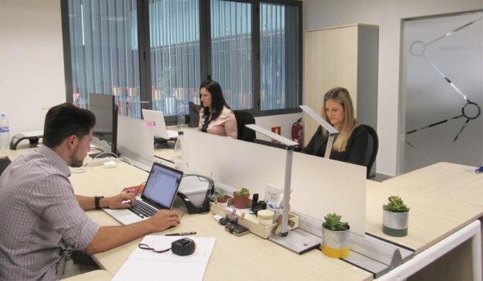 REDESSA habilita un nou espai de Coworking per a emprenedors de l'àmbit tecnològic a l'edifici Tecnoparc