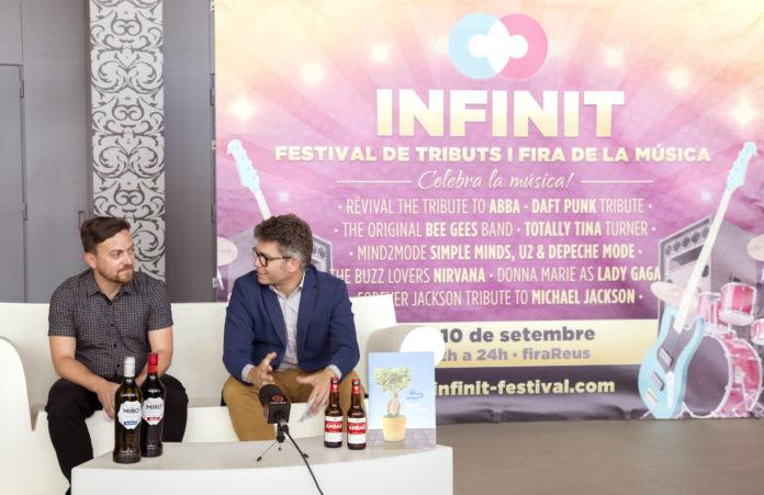 El festival INFINIT acollirà grans espectacles de tributs internacionals i nacionals a firaReus