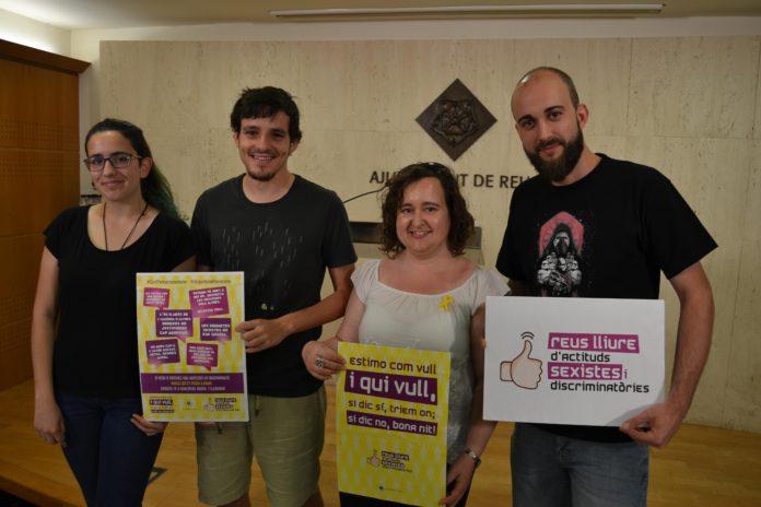 Nova campanya de prevenció de la violència sexista coincidint amb la Festa Major de Sant Pere