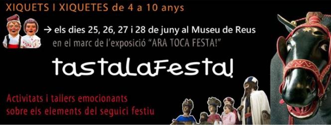 "TORNA ""TASTALAFESTA"" EL CASALET D'ESTIU DEDICAT A LA FESTA MAJOR"