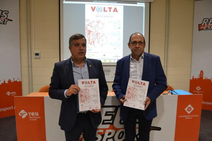 56ª Volta Ciclista a la província de Tarragona, el 16 i 17 de juny amb sortida i arribada a Reus