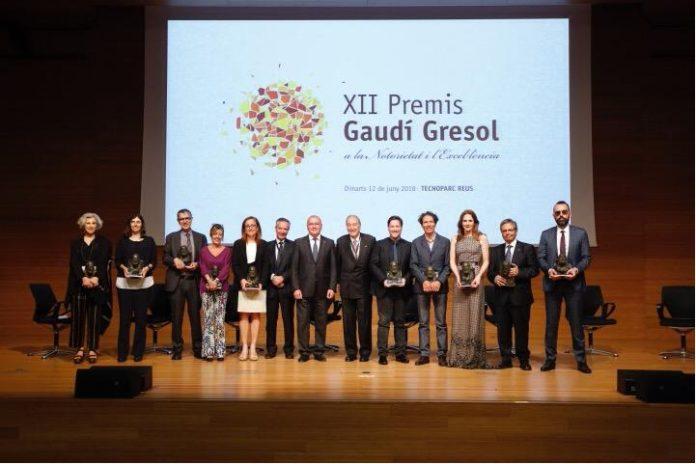 XII Premis Gaudí Gresol