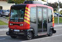 bus autònom de Catalunya