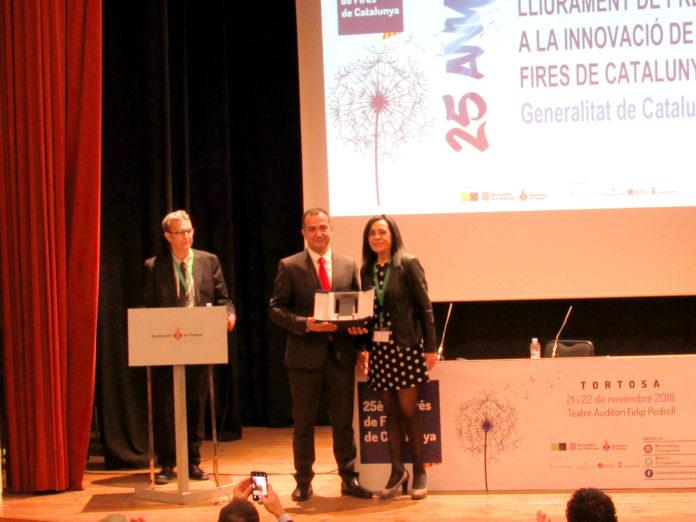 Premi a la Innovació de les Fires de Catalunya