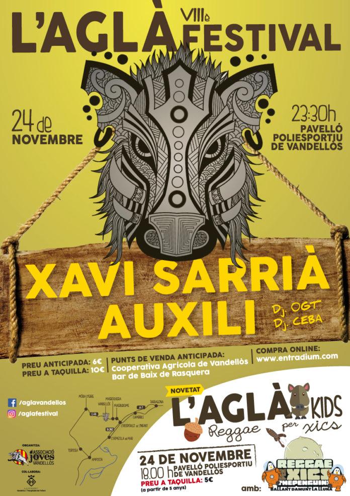 8a edició del festival Aglà