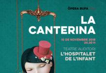 òpera còmica La Canterina