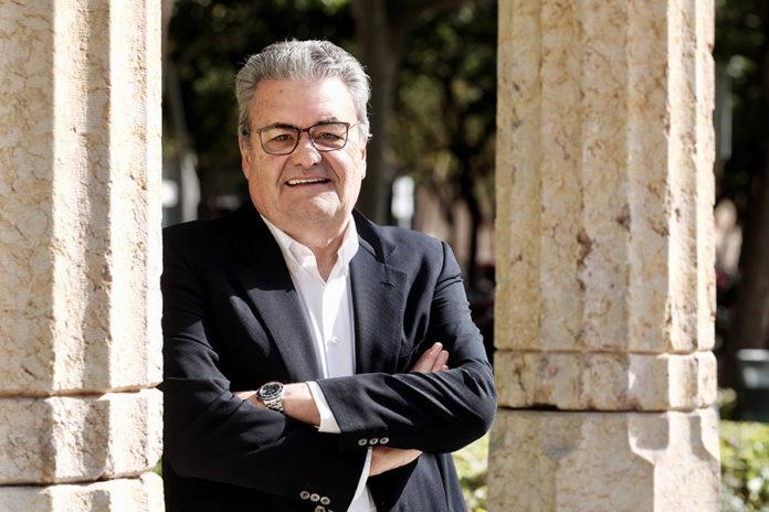 Jordi Just President de la Cambra de Comerç de Reus