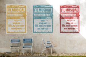 Cartell Fil Musical 2019