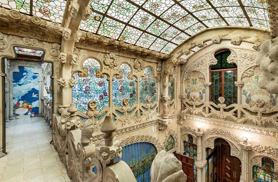 Interior Casa Navas