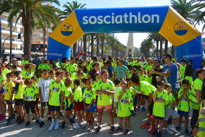 Sosciathlon Salou 2019
