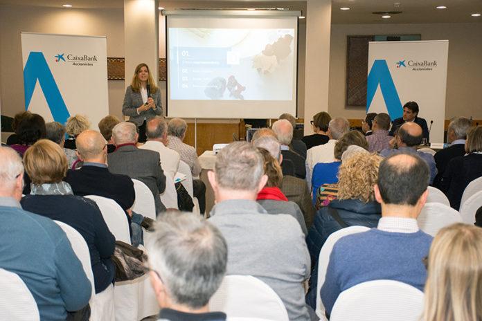 Reunió d'accionistes Tarragona, Reus CaixaBank