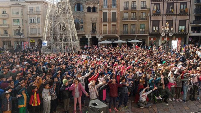 Plaça Del Mercadal Reus 2019 Nadal