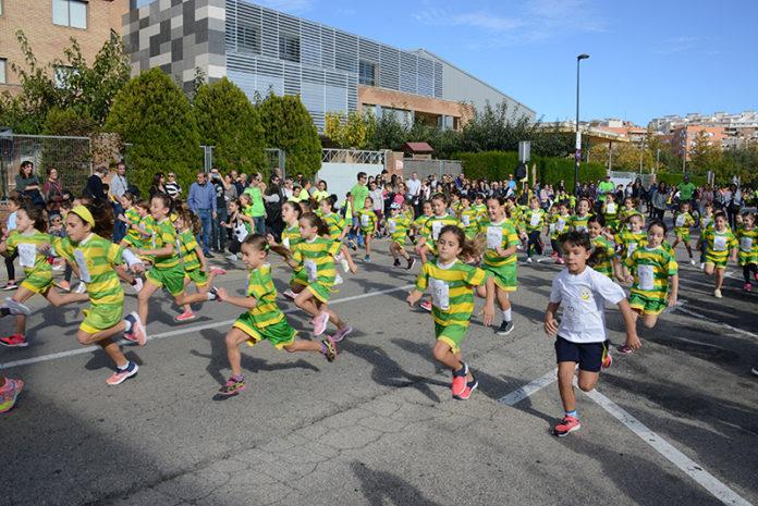 Cursa de nens Reus 2019