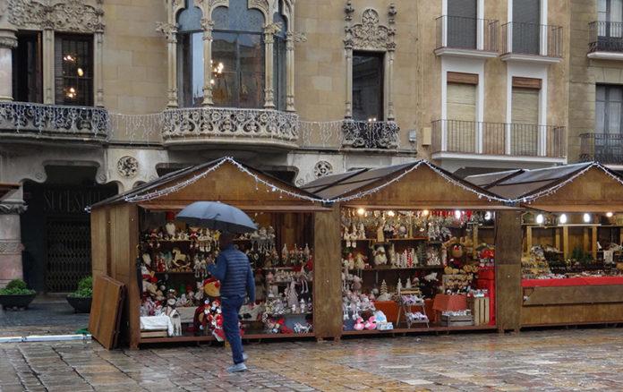 Plaça del Mercadal Reus