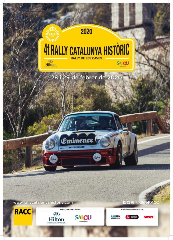 4t Rally Catalunya Històric