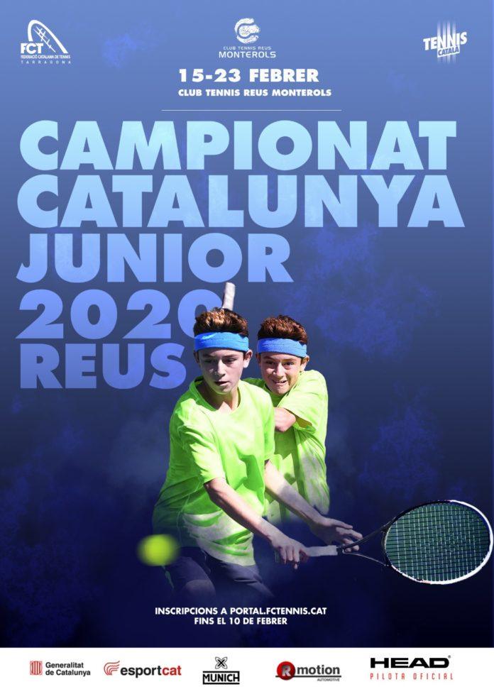 Campionat de Catalunya Júnior de Tennis