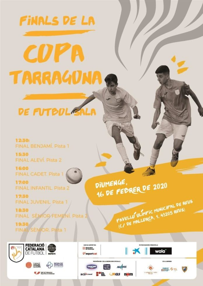 Copa Tarragona de futbol sala