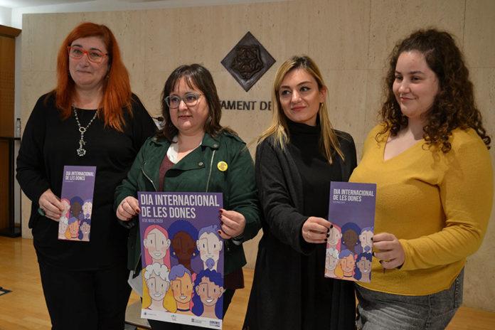 Commemoració del Dia Internacional de les Dones
