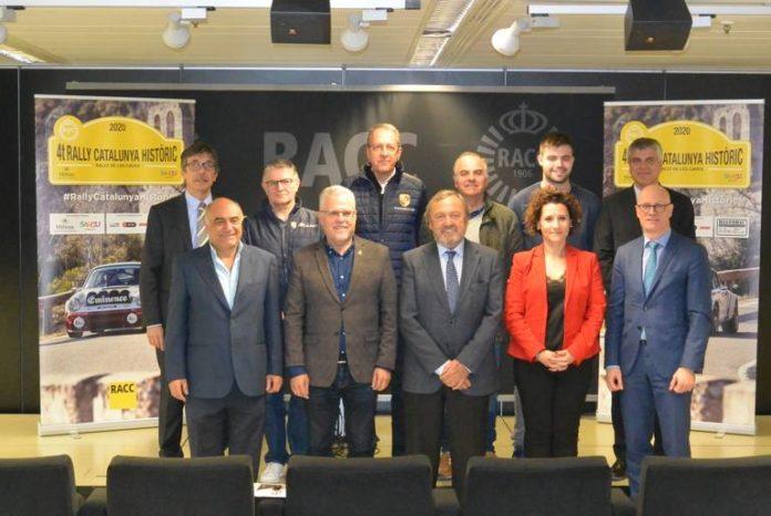 EL RACC presenta el 4t Rally de Catalunya