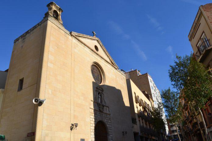 l'Església de La Sang de Reus, declarada Bé Cultural d'Interès Local