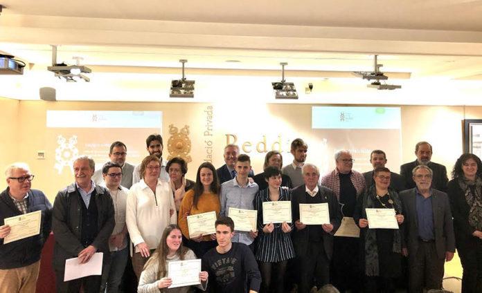 Fundació Reddis premia els millor projectes de recerca de Batxillerat i Formació Professional del Baix Camp