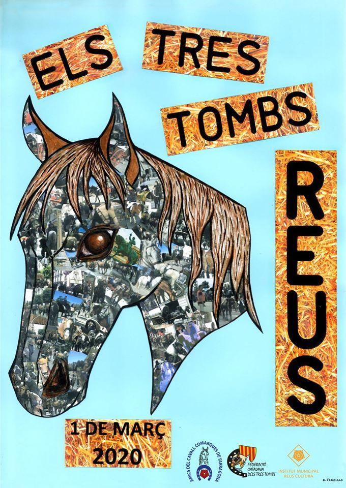Arriba a Reus la 34a edició de la festa dels Tres Tombs