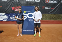 Campions de Catalunya Júnior de tennis