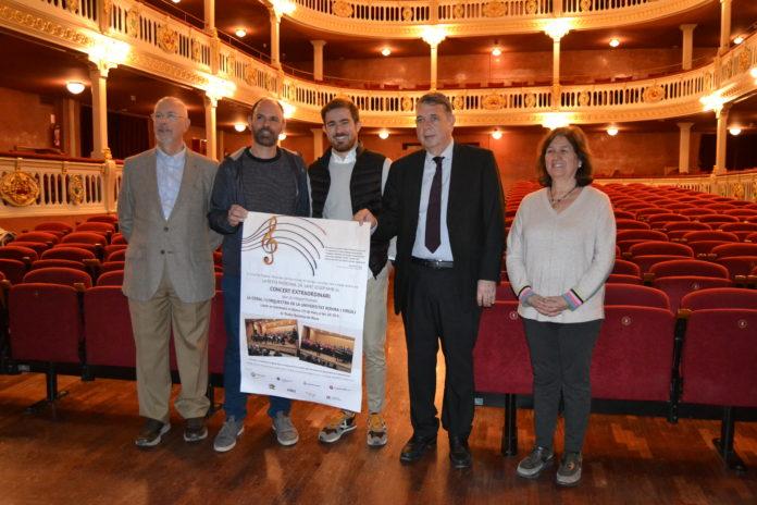 Concert extraordinari La fusta i la música, al Teatre Bartrina