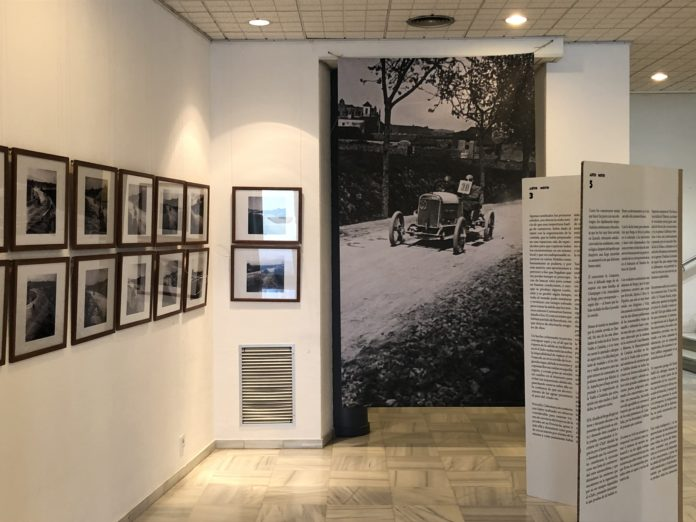 L'exposició, Aquells bojos al volant, produïda pel CIMIR arriba a Valls