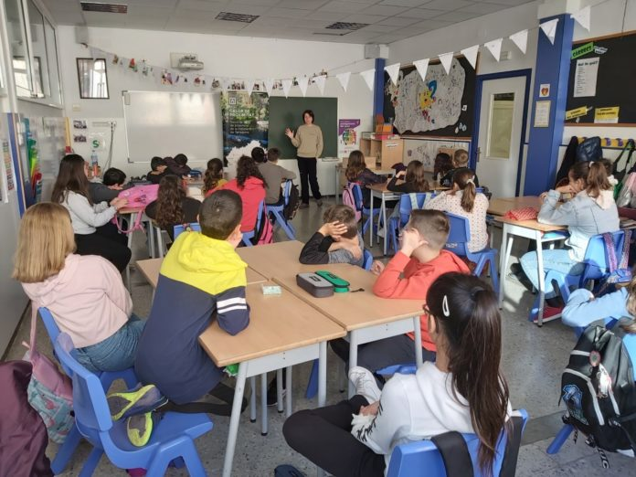 Prop de 600 alumnes de primària han participat als tallers d'educació ambiental sobre biomassa impulsats per la Diputació de Tarragona