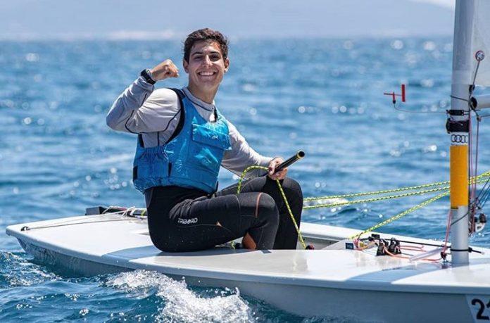 Ricard Castellvi, guanya el Campionat d'Espanya de Làser Radial celebrat a El Puerto de Santa Maria