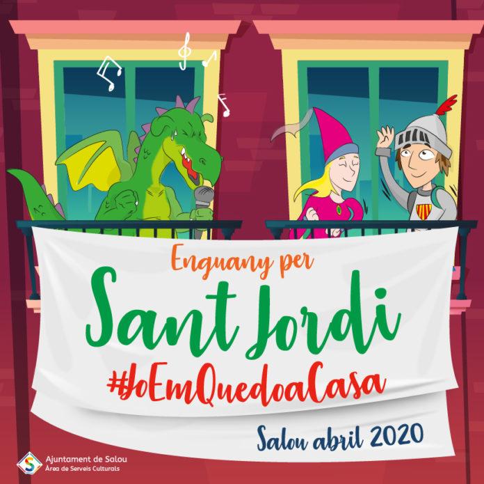Diada de Sant Jordi Salou