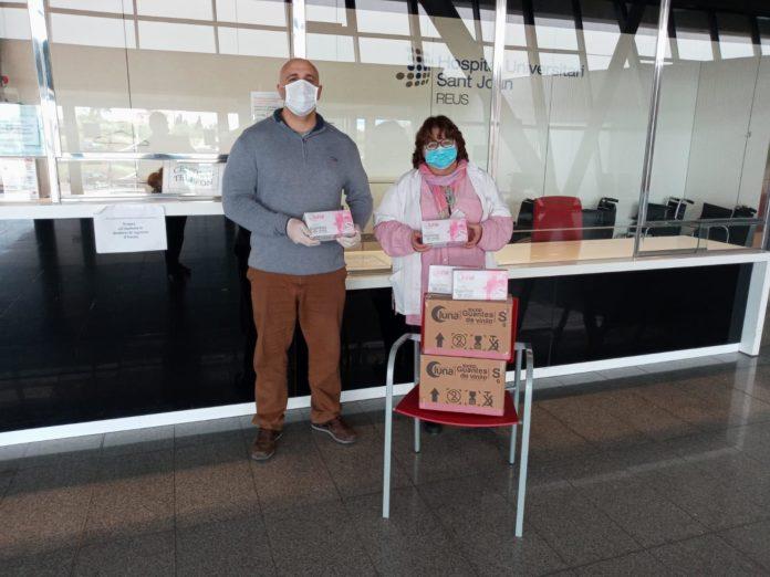 La Fira Reus entrega guants