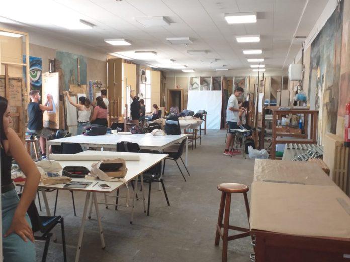 Escola d'Art de la Diputació a Tortosa