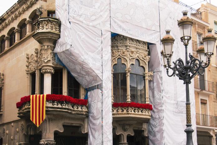Casa navàs Sant Jordi